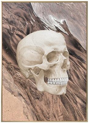 Anatomisk kunstplakat ART2T