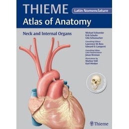 THIEME Atlas of Anatomy - Neck and internal organs ren latin