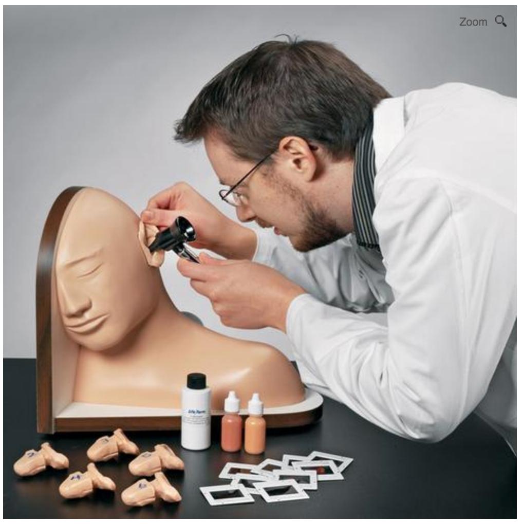 Øreundersøgelse simulator