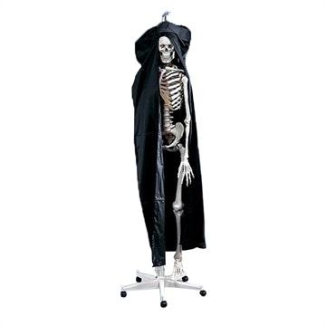 Speciel støvdragt til skeletter