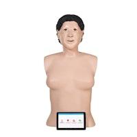 CPRLillyPRO™ med tablet computer, lys hud