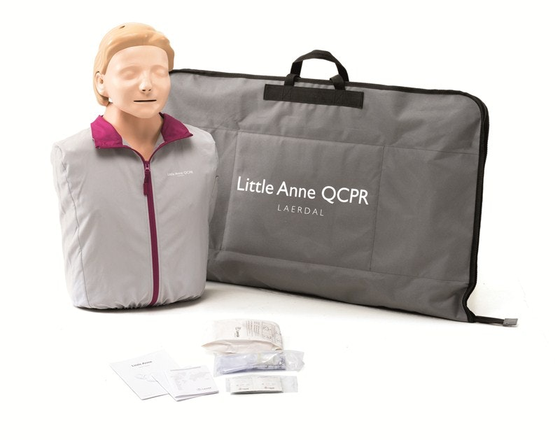 Little Anne QCPR