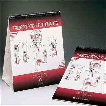 Triggerpoint Flip over sæt af Travell & Simons